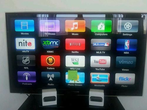 Apple TV 2 - 5.2 Jailbroken with FireCore v2.2 - FRODO - $280 (Houston)