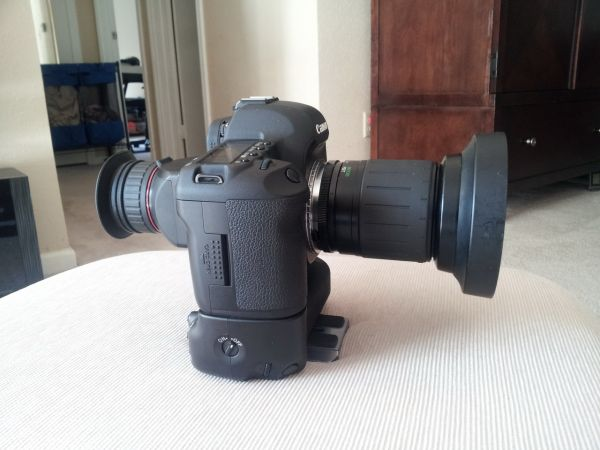 Canon 5D Mark II Lenses Tripod Shoulder Mount - $2649 (Med Center)