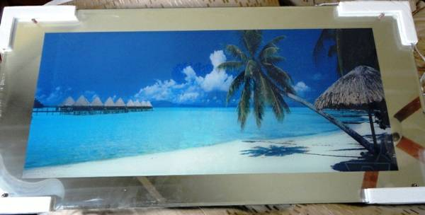 Lighted Picture Motion Soothing - $80 (Kingwood)