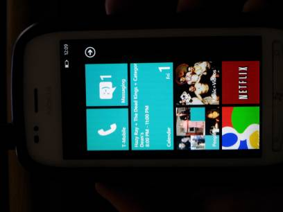 T mobile windows phone - $100 (clear lake)