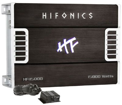 New Hifonics 1500 Watt Amp - $165 (houston)