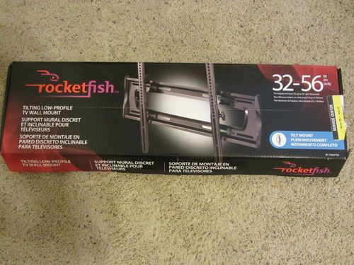 NEW Rocketfish TV Wall Mount (32-56) - $100 (Houston)