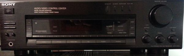 Sony receiver str d515 for sale