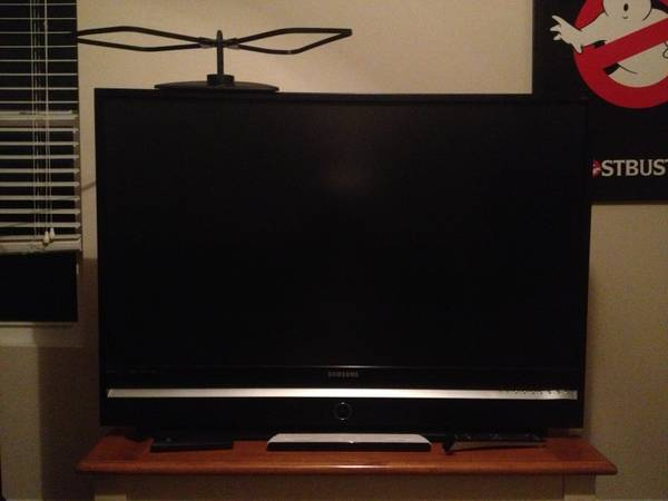 Samsung 50-Inch DLP HDTV - $200 (houston katy)
