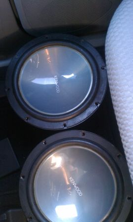Kemwood Quantum subs - $100 (wilcrest and 59)