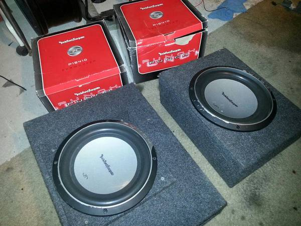 CHEAP PRICE (2) PUNCH 10s WITH BOX IN REAL GOOD CODITION - $85 (HOUSTON NOT A SCAM )