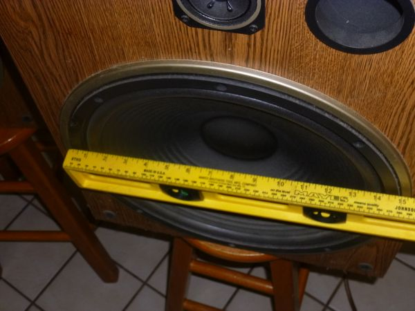 Stereo Loudspeakers Pioneer CS-G403 3-way, 15 woofers Good condition - $50 (Spring, near Klein HS)