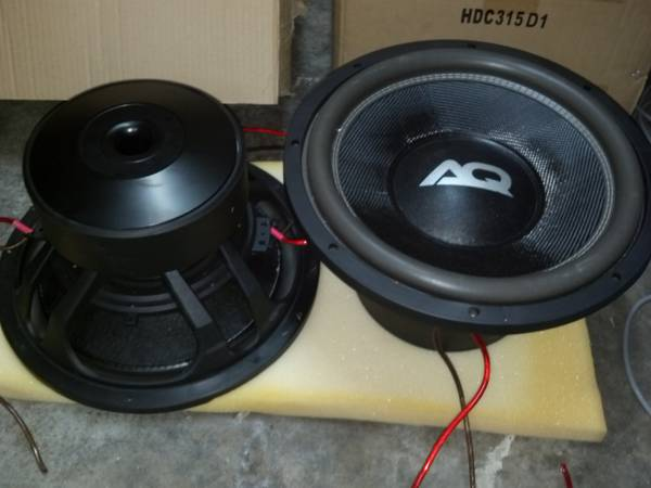 2 15 Audioque HDC3 - $450 (hwy 6 west little york)