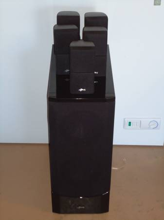 Affinity 5.1 Surround Sound Home Theater System - $300 (Sugar Land)