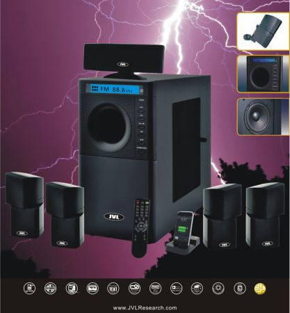 JVL 707 Professional Home Theater $1259.00 on ebay - $635 (houston)