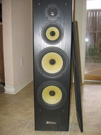 audiofile 583lr tower speakers - $300 (katy tx)