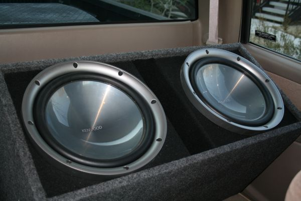 2 Kenwood 12 subs in ported box - $200 (I-10 and Beltway 8)