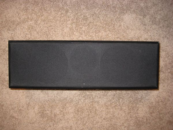 Paradigm CC-100 Center Channel Speaker - $25 (77018)