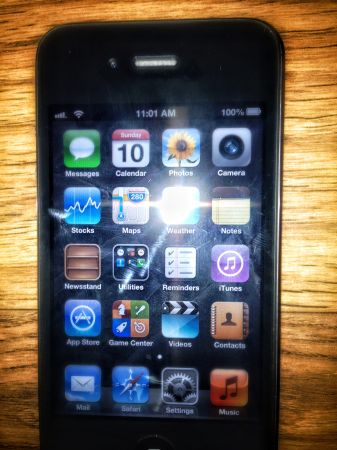 Pristine iPhone 4 16GB for saletrade - $200 (Medical Center)