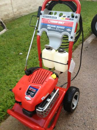 Pressure Washer - $150 (PEARLAND)