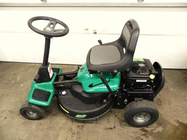 weed eater riding lawn mower tractor - $300 (sw houston)