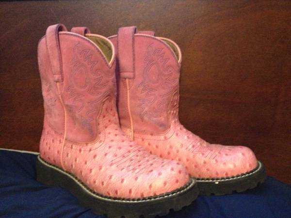 Ariat Fat Baby Boots - x002440 (Cleveland)