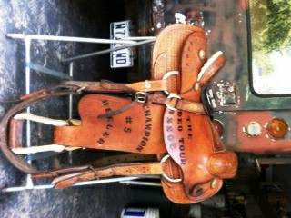 15 Roping Saddle - $500 (Magnolia)