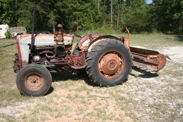 801 Ford Tractor : Ford powermaster for sale