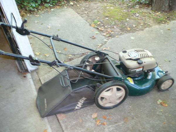 Sears Craftsman Self Propelled Lawn Mower (Sugarland TX)