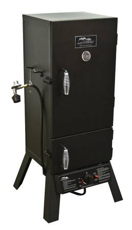 Masterbuilt 20051311 GS30D 2-Door Propane Smoker - $150 (katy)