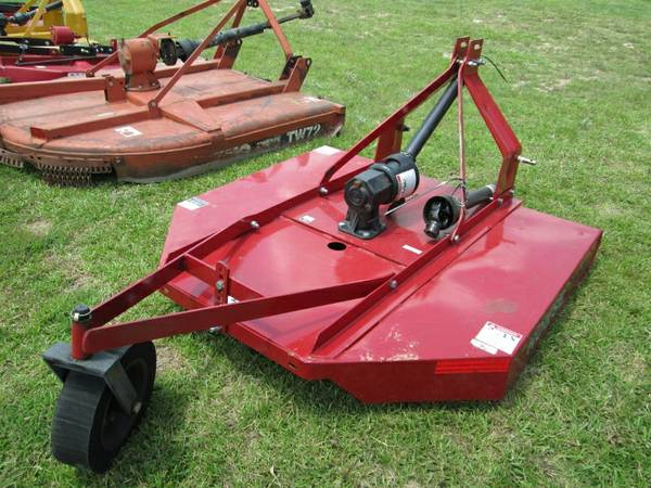 5ft HEAVY DUTY HOWSE BRUSH HOG MOWER BRAND NEW - $795 (cleveland)