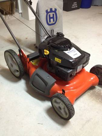 Husqvarna Big Wheel Mower, Echo Blower, Craftsman Trimmer wHedger - $550 (NW - Spring)