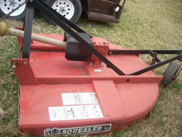Bush Hog Sq600 For Sale