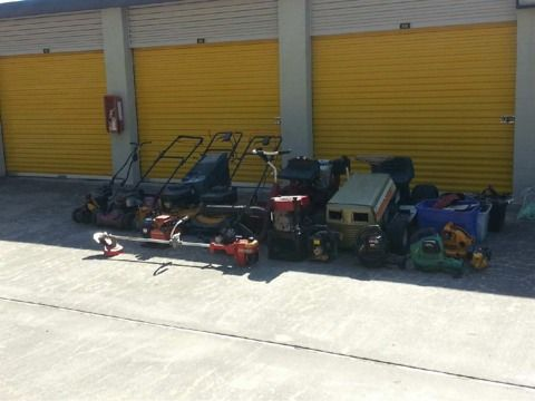 Assorted lawn equipment - $400 (NW Hous)