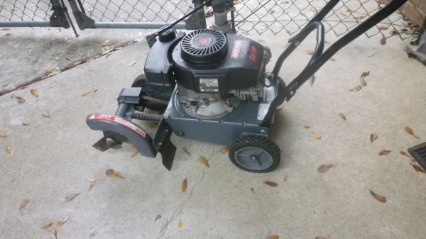 Craftsman 3.5hp Gas Edger - $80 (Jersey village)