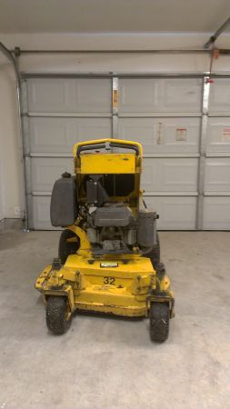 32 Wright Stander Mower (maquina) - $3700 (Cypress, Tx)