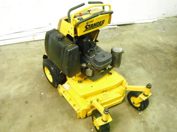 32 Wright Stander Excellent Condition Mower - $4000 (Cypress)
