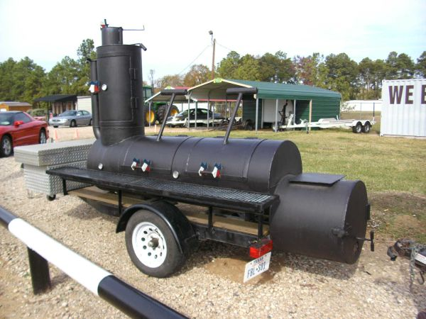 TEXAS PRIDE SMOKER AND BBQ PIT - $4995 (CONROE TX)