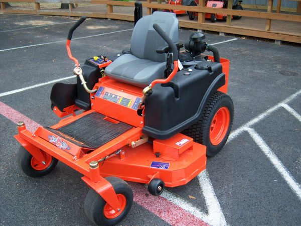 Used - Demo - 50 Cut - Zero Turn Commercial Mower - $5400 (Houston Area)