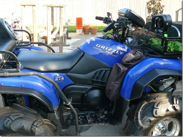 Yamaha Grizzly 660 - $6000 (Humble)