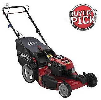 Craftsman 22 Self-Propelled Lawn Mower - $275 (Cypress)
