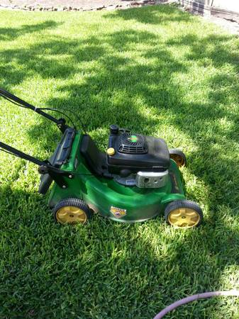 John Deere JX 75 Self Propelled mower - $400 (Conroe)