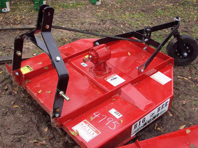 $850, New 3pt 4, 5 6 foot brush hog mowers for sale
