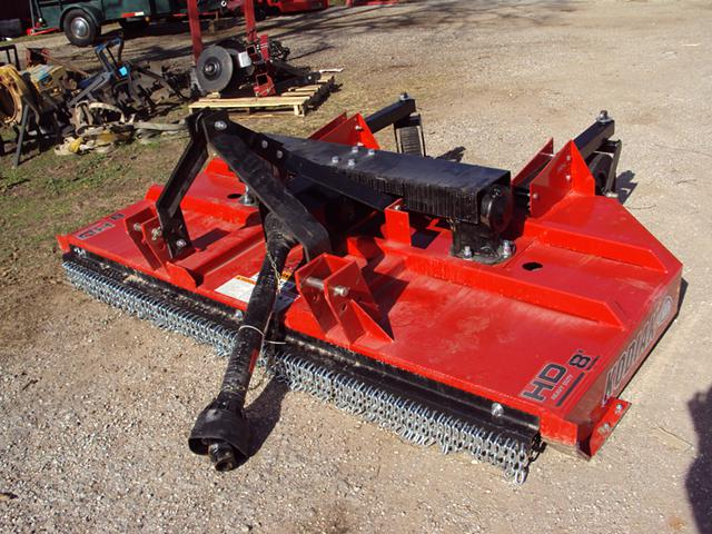 Heavy Duty Brush Hog For Sale
