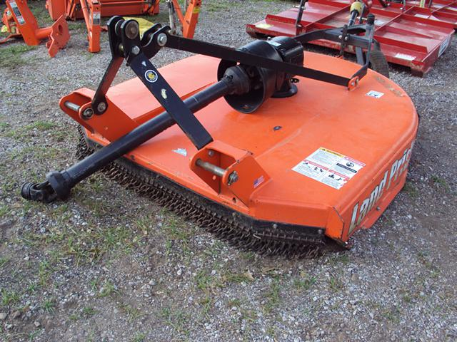Super heavy duty Land Pride 5 foot brush hog RCF2760