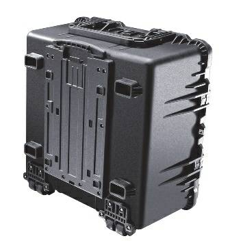 Pelican 1640 transport case with pickpull foam - $200 (I10-Dairy Ashford)