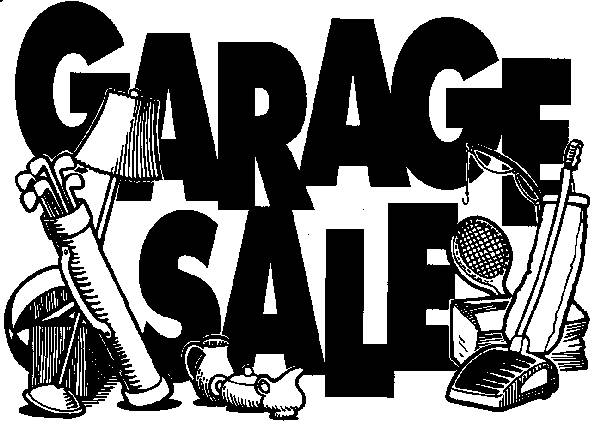 Community Garage Sale This Saturday 10-5-13 (Triway Lane and Emnora)