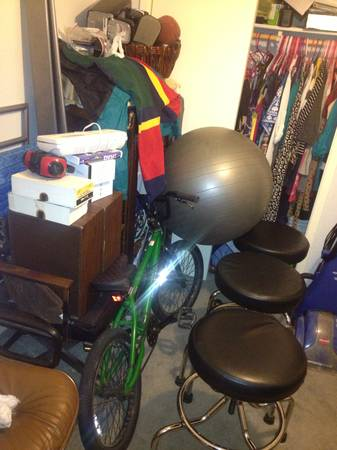 EVERYTHING MUST GO MOVING ESTATE GARAGE SALE ANY OFFERS - $1 ((WESTHEIMER))