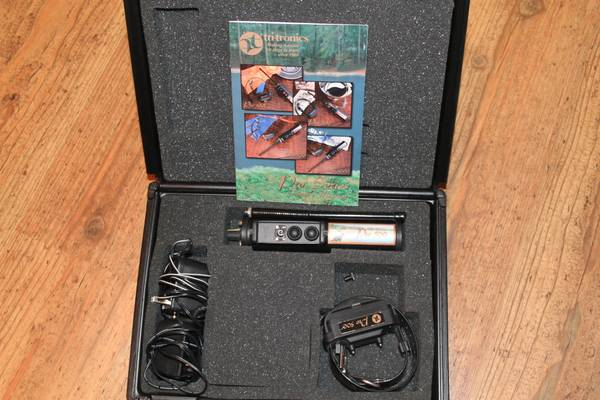 Tri-Tronics Pro 500 Remote Trainer (Houston)