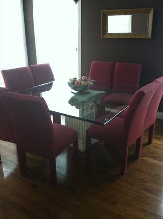 Dining Set, Rug, Couch, Chairs, etc. - Lots of Furniture G Sale... (SW Houston pu. Can Deliver Anywhere.)