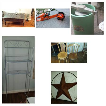 mid century FURNITURE and other great items