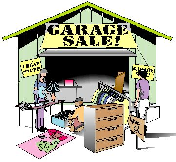 Saturday Only Garage Sale The 23rd - $1 (20043 Fort Stanton Dr, Katy, TX 77449)