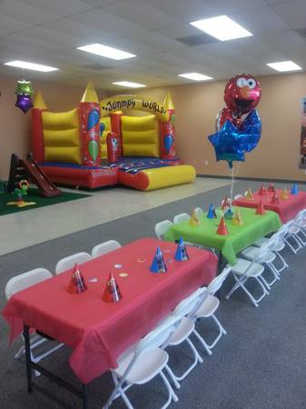 Party Room for Birthday Parties and other Events (AFFORDABLE) - $1 (16260 Loch Katrine Ln Houston TX)