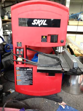 new skill band saw table model $$ (2491960)