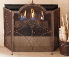 Southern Living AT HOME Willow House Cordova Fire Place Screen - $100 (Cypress)